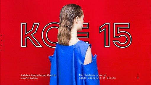 KOE Fashion Show 2015
