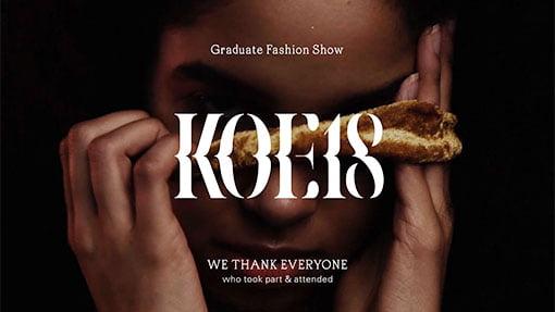 KOE Fashion Show 2018